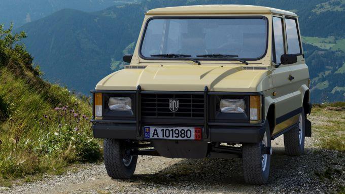 ARO 10, alias Dacia Duster