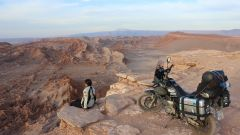 Around Gaia 2013: due ragazzi, un giro del mondo in moto e quattro anni di viaggio. Con l'aiuto di Givi