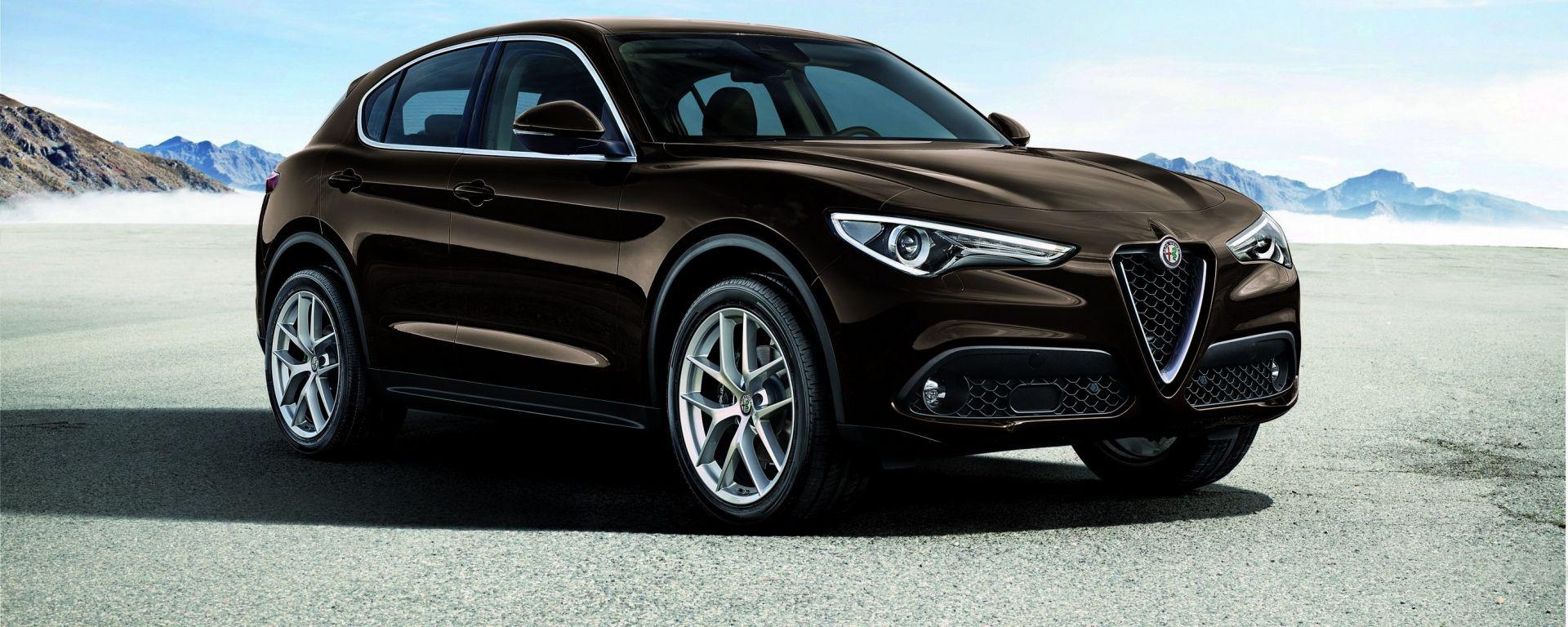 Arriva il 2.2 Diesel Q4 per l'Alfa Romeo Stelvio