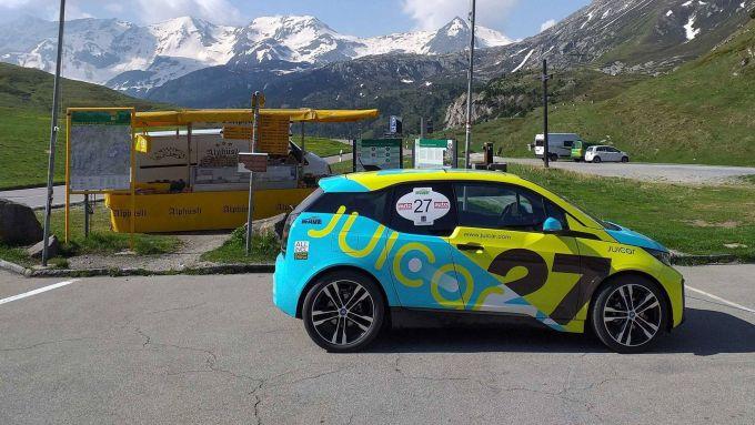 Arriva in Italia Juicar, noleggio smart di auto elettriche