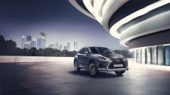 Arriva nelle concessionarie il nuovo Lexus RX Hybrid
