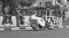 Arthur Wheeler impegnato nel Tourist Trophy del 1962