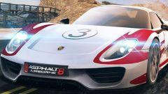 Asphalt Airbone 8: finalmente le Porsche