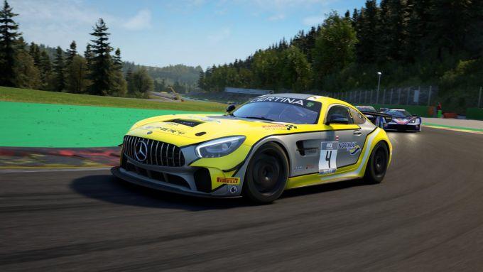 Assetto Corsa Competizione, GT4 Pack: immagini in game | Foto 15