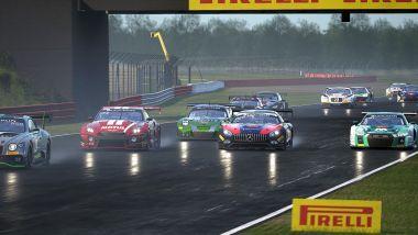 Assetto Corsa Competizione: replay di gara