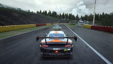 Assetto Corsa Competizione: un'immagine delle gare