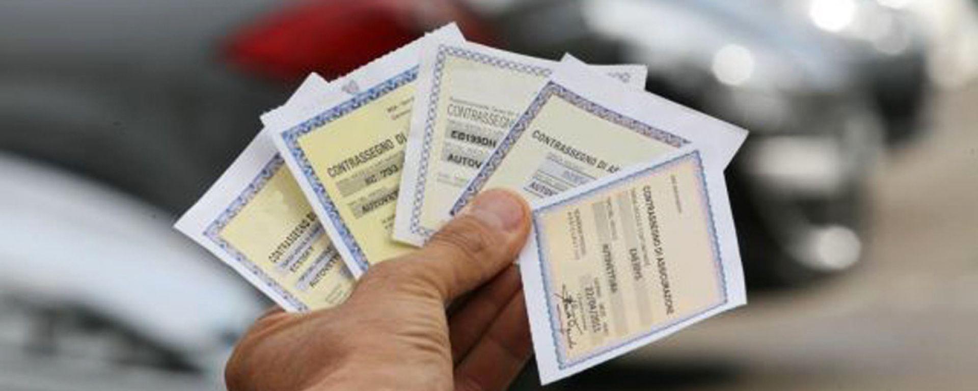 Assicurazione auto: calano i prezzi in quasi tutte le Regioni