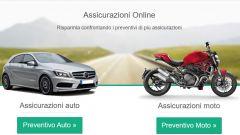 Assicurazione auto: si fanno molte più comparazioni online