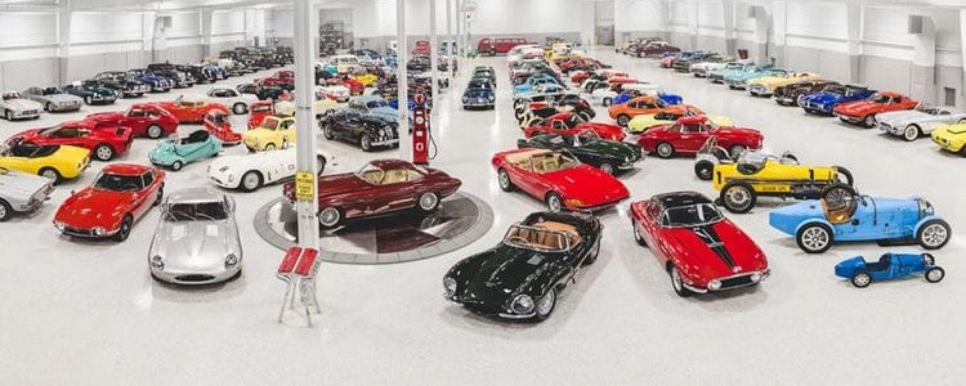 200 auto da collezione, 30 milioni di euro. L'asta da favola
