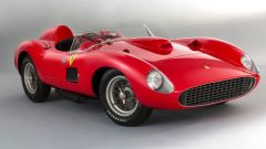 All'asta una Ferrari 335S Spider Scaglietti del 1957 - Immagine: 1