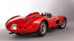 All'asta una Ferrari 335S Spider Scaglietti del 1957 - Immagine: 3