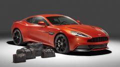 Aston Martin, a Pebble Beach col fattore Q - Immagine: 11
