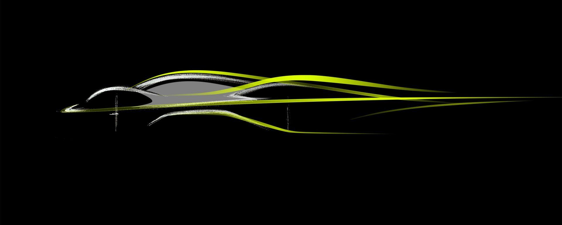 Aston Martin AM-RB 001: la hypercar sviluppata con Adrian Newey e la scuderia Red Bull