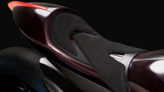 Aston Martin AMB 001, la sella