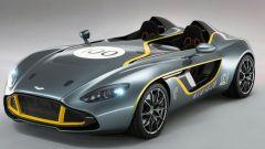 Aston Martin CC100, concept del 2013