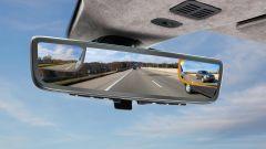 Aston Martin CES 2020: lo specchietto interno digitale