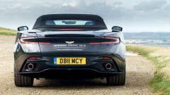 Aston Martin DB11 Volante, debutterà nel 2018