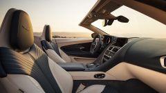 Aston Martin DB11 Volante, gli interni
