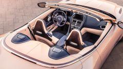 Aston Martin DB11 Volante, ha la capote in tessuto