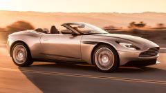 Aston Martin DB11 Volante, per lei un V8 da 510 cv