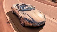 Aston Martin DB11 Volante, a cielo aperto con un V8 AMG - Immagine: 11
