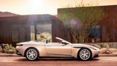 Aston Martin DB11 Volante, a cielo aperto con un V8 AMG - Immagine: 13
