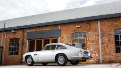 Aston Martin DB5: 3/4 posteriore