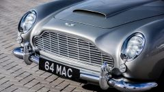 Aston Martin DB5: all'asta quella di Paul McCartney - Immagine: 3