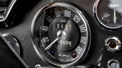 Aston Martin DB5:  dettagli interni