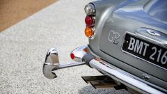 Aston Martin DB5:  dettaglio posteriore