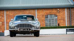 Aston Martin DB5: frontale