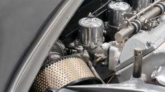 Aston Martin DB5 Goldfinger Continuation: dettaglio del filtro dell'aria
