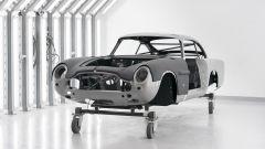 Aston Martin DB5 Goldfinger Continuation: la scocca della Job 1