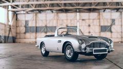 Aston Martin DB5 Junior, replica dell'auto di 007. Prezzo, video