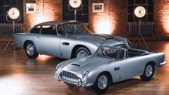 Aston Martin DB5 Junior: auto elettrica, foto, prezzo, lancio