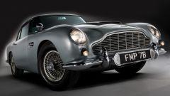 Aston Martin DB5: arriva la replica fedele, gadget inclusi, dell'auto di Bond - Immagine: 3