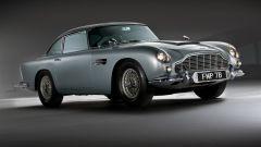 Aston Martin DB5: arriva la replica fedele, gadget inclusi, dell'auto di Bond - Immagine: 1