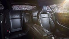 Aston Martin DBS Superleggera 007 Edition: i sedili