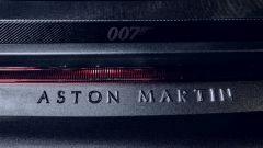 Aston Martin DBS Superleggera 007 Edition: lo spoiler posteriore