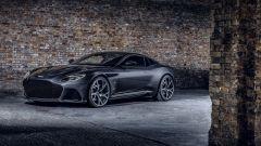 Aston Martin DBS Superleggera 007 Edition: visuale di 3/4 anteriore
