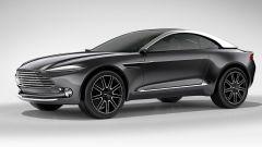 Aston Martin DBX Concept, anche Aston ha in programma il proprio Suv
