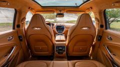Aston Martin DBX, gli interni