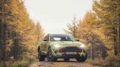 Aston Martin DBX: i test su strada prima del lancio nel 2019 - Immagine: 3