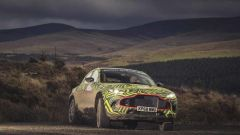 Aston Martin DBX: i test su strada prima del lancio nel 2019 - Immagine: 7