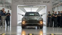 Aston Martin DBX 2020: il SUV lusso è pronto. Data uscita