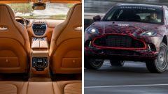 Aston Martin DBX, in arrivo il primo Suv del marchio inglese