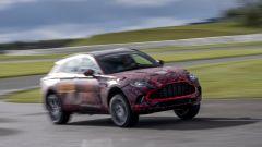 Aston Martin DBX, prezzi da 193.500 euro