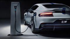 Aston Martin: una sportiva e un SUV elettrico dal 2025