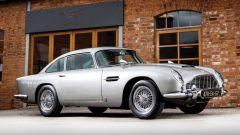 Aston Martin e Bowmore: una Aston Martin DB5 di inestimabile valore