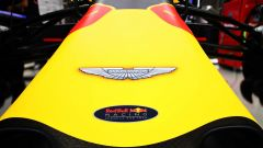Aston Martin e Red Bull Racing insieme in F1